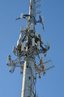 Cell Tower, Downtown Key West Florida 1528809