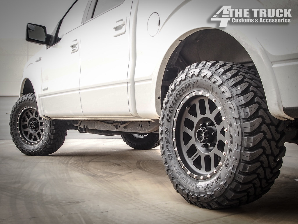 New Ford Truck >> 4 The Truck Ford F150 Mesh Method Wheels | 4 The Truck Ford … | Flickr