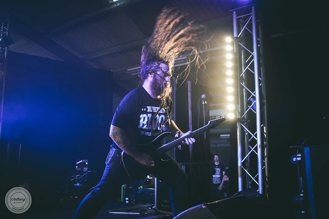 Fit For An Autopsy Live @ UK Tech Fest 09/07/16