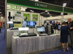 Crowley Booth at WLIC