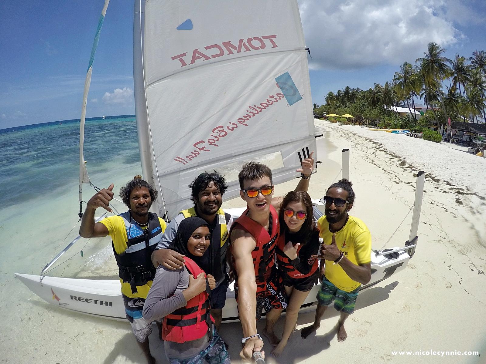 Maafushi_Sailing