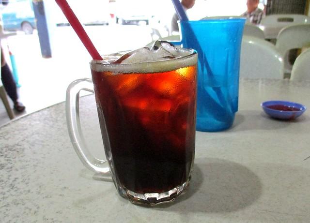 Chieng's Corner, kopi-o-peng