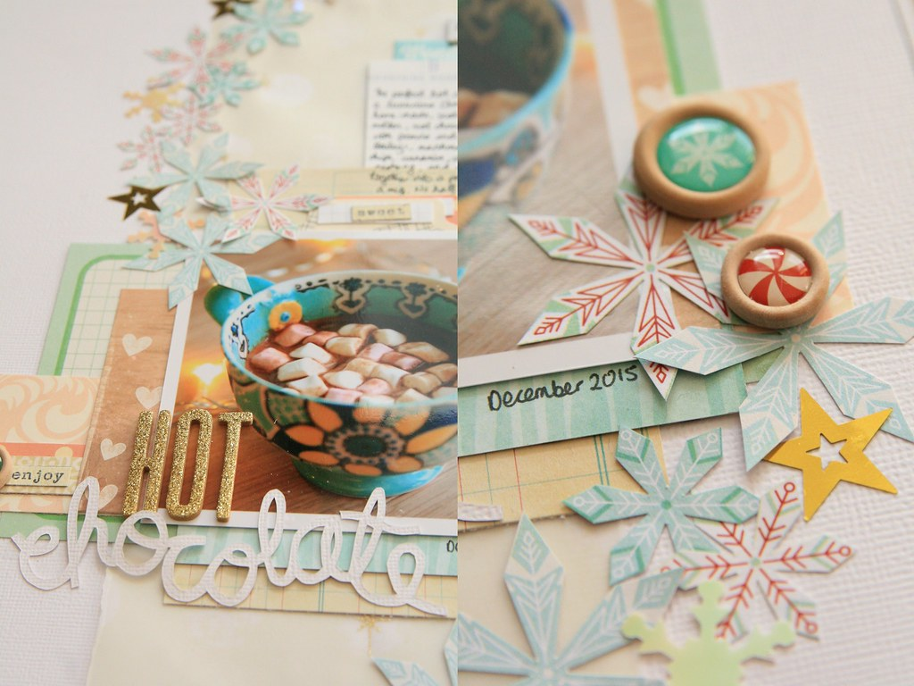 How to put scrapbook back together - Each Year I Take Part In Shimelle S Class Journal Your Christmas Although I Don T Make A Daily Page I Simply Record Memories Photos And Stories Each Day