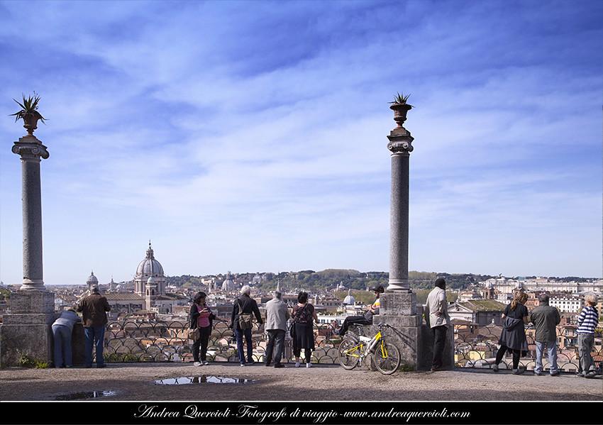 San Pietro dalla terrazza del Pincio by andrea quercioli | Flickr