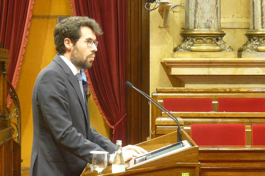 [GPC's] Proposició no de llei sobre la reprovació del conseller de Territori i Sostenibilitat, Adrià Belloch 16054068391_7a75a5128c_b