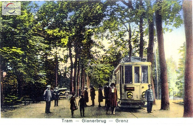Grensovergang 1930~, Tram Grenz_2