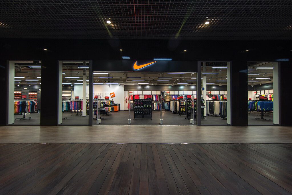 nike store outlet alicante