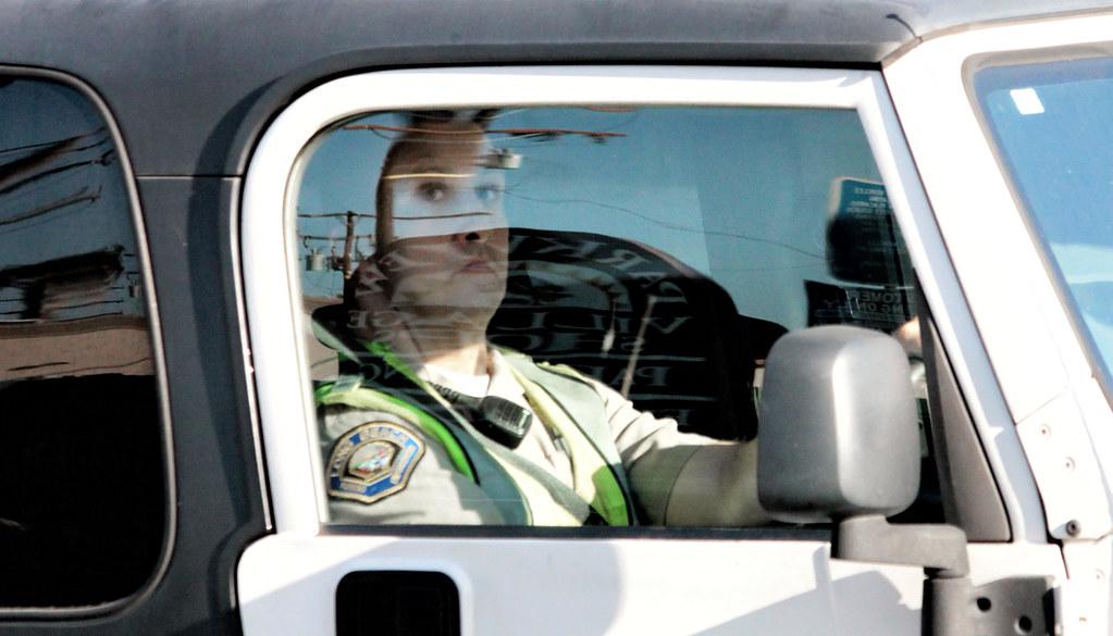 City of Long Beach Parking Enforcement - Carson Street at Bellflower Boulevard