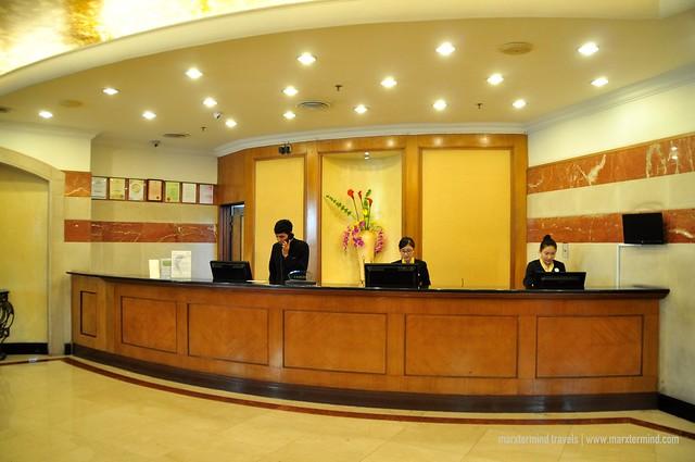 The Hotel Lobby of Dorsett Kuala Lumpur