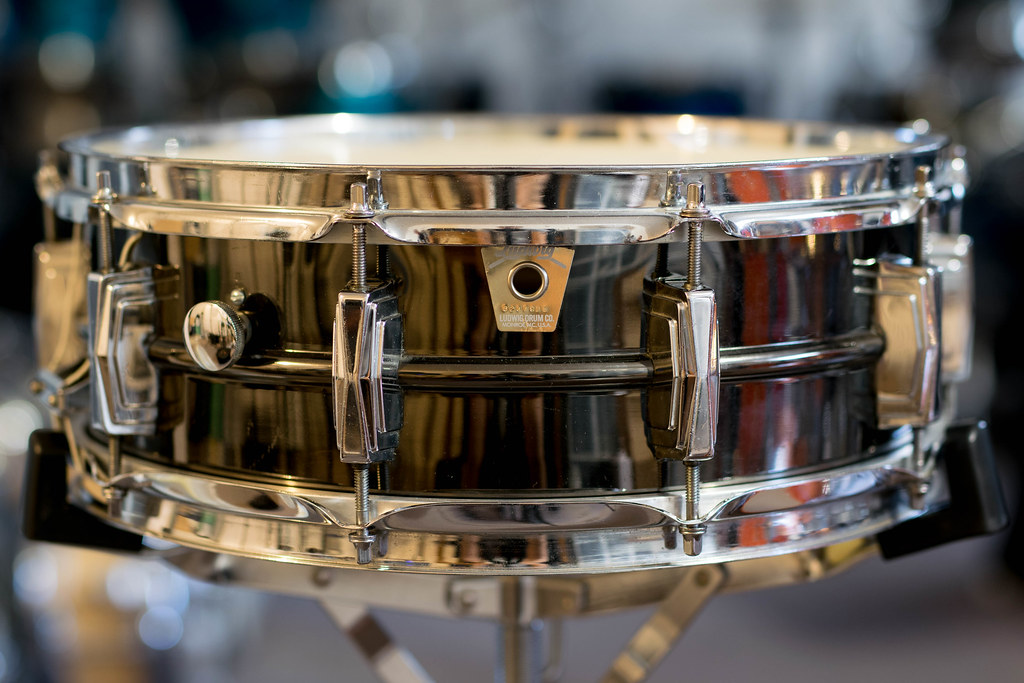The Best Snare Drums For The Recording Studio - SonicScoop