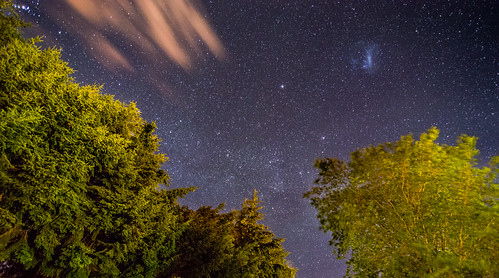 magellanic clouds how to find
