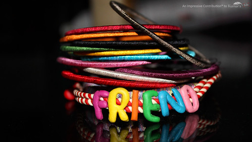 Friend Shines And Colorful Bangles Shot#1 | by Jangra Works