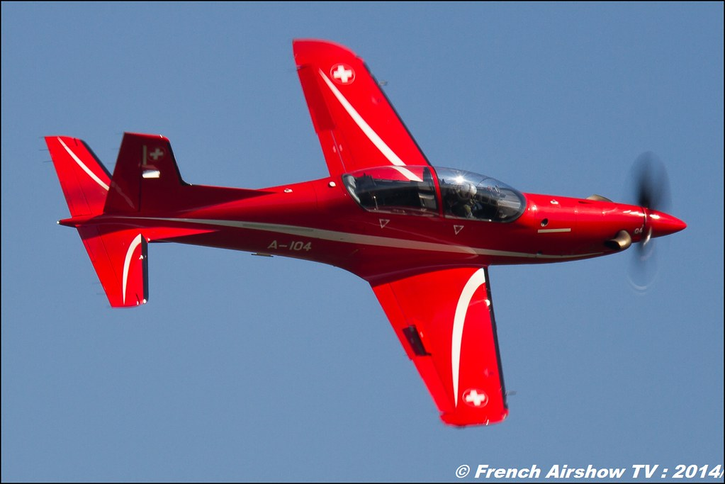PC-21 AIR14 Payerne 2014 Canon Sigma France contemporary lens