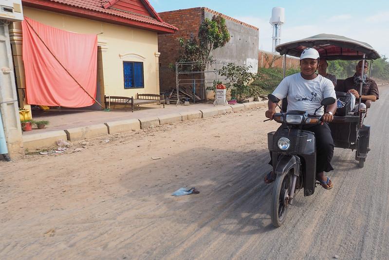 Siem Reap 暹粒小漁村|柬埔寨 Combodia