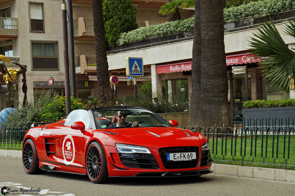 Prior Design Audi R8 Spyder Pd Gt650 Marcinek 55 Flickr