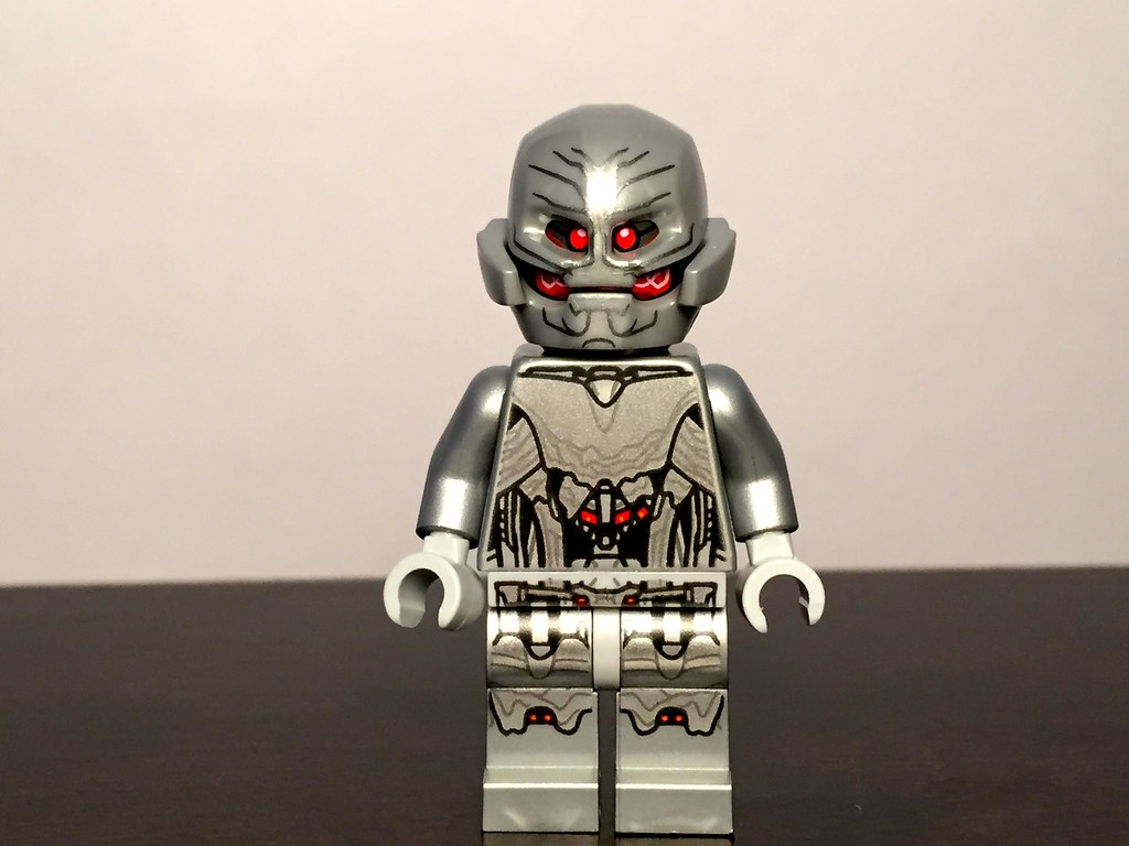 Lego Avengers Age of Ultron : Ultron's Final Form | I'm goin… | Flickr