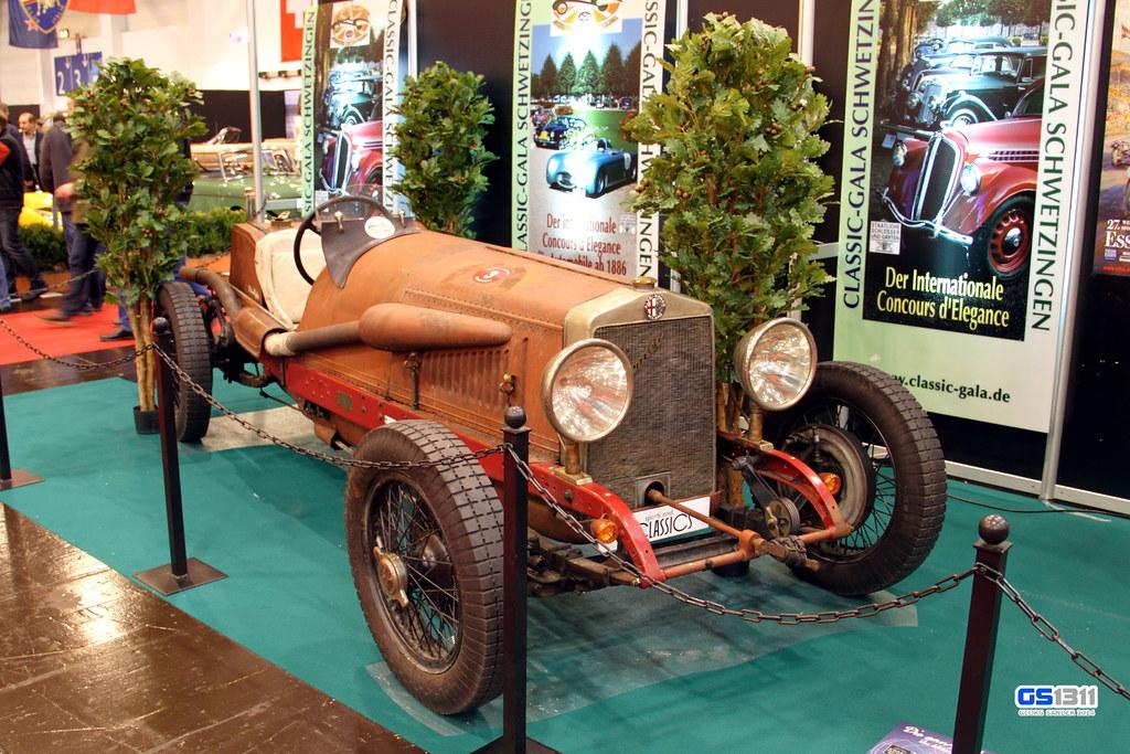 1922 Alfa Romeo Rl See More Car Pics On My Facebook Page Flickr