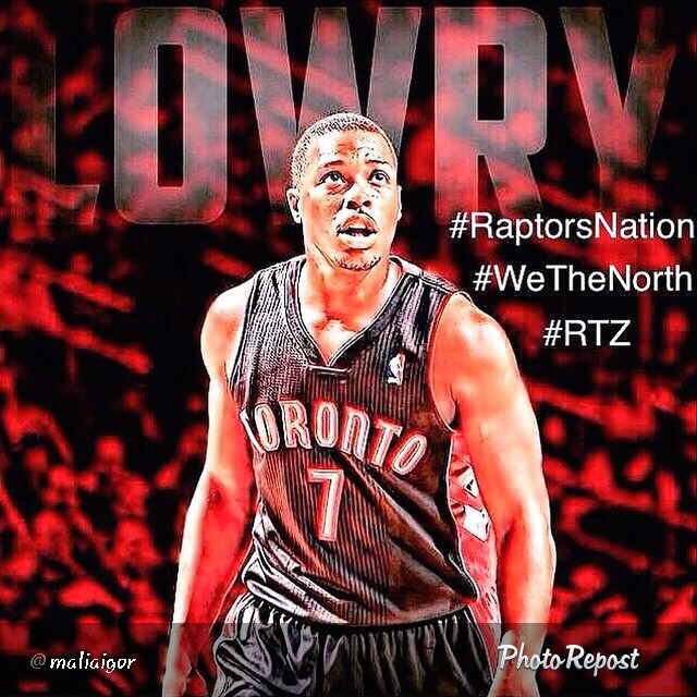 I Vote Kyle Lowry For The 2015 NBA All Star Game In New York City