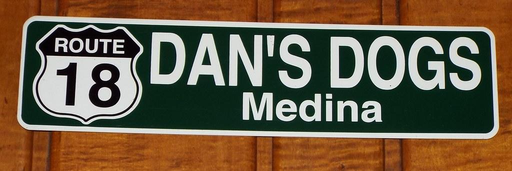 Dans Dogs Route 18 In Medina Ohio Route 18 In Medina Ju Flickr