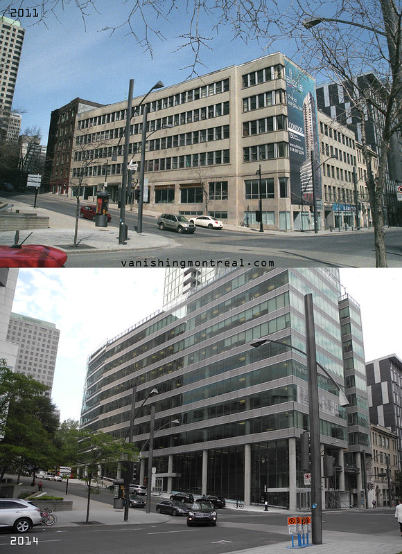 Before / After : Beaver Hall Hill (Altoria) 2