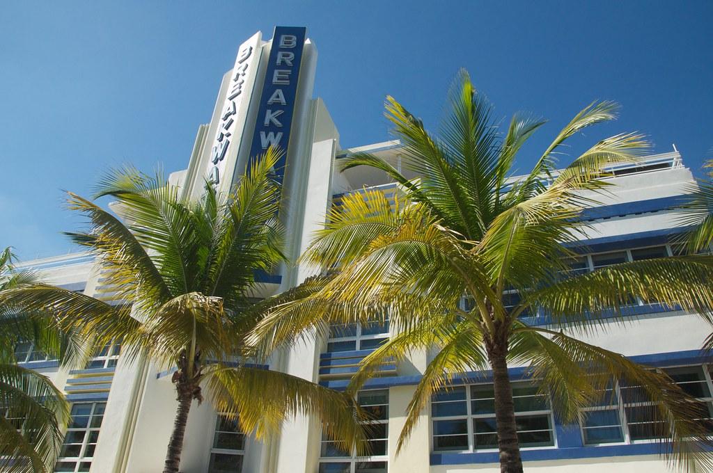 Breakwater Hotel South Beach Front Desk