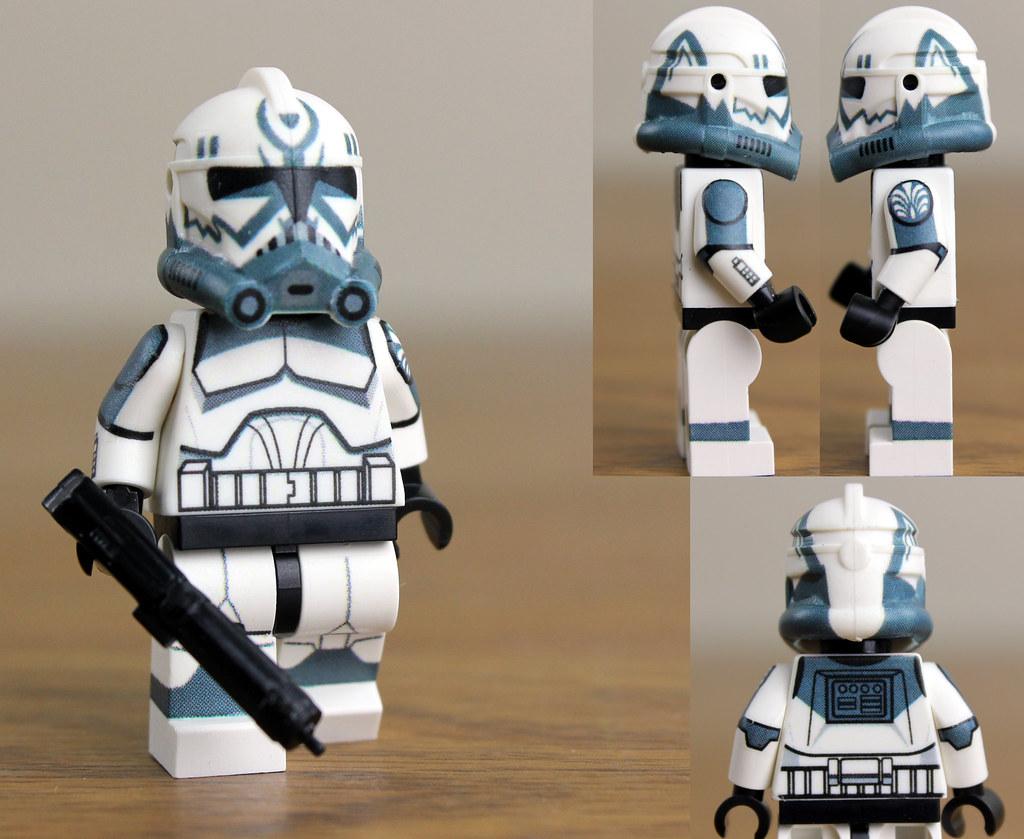 Clone Wars Commander Thire