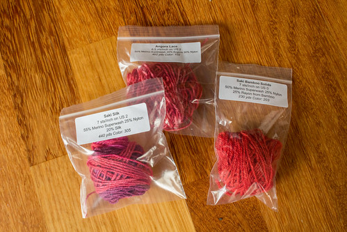 Yarn of the Month Club, February 2015 | by Terriko