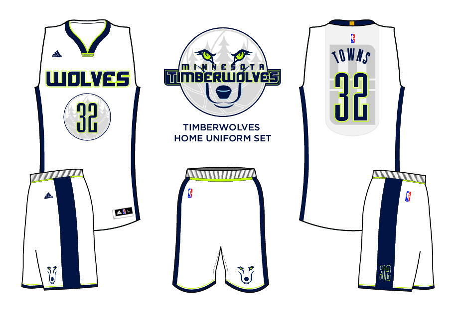 Uni Watch Picks Some Winners In The Timberwolves Redesign