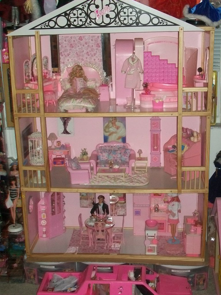 2000 Barbie Dream House Stanley Colorite Flickr