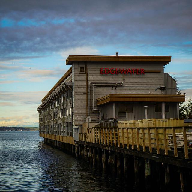 Edgewater Hotel Seattle Explore Jeffrey 39 S Photos On Flick Flickr Photo Sharing