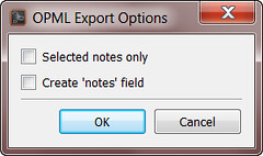 Scapple Export Dialog | by Laura Ess