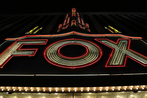 Fox Theatre. | by abarbuc