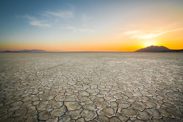 Black Rock Desert without Burning Man