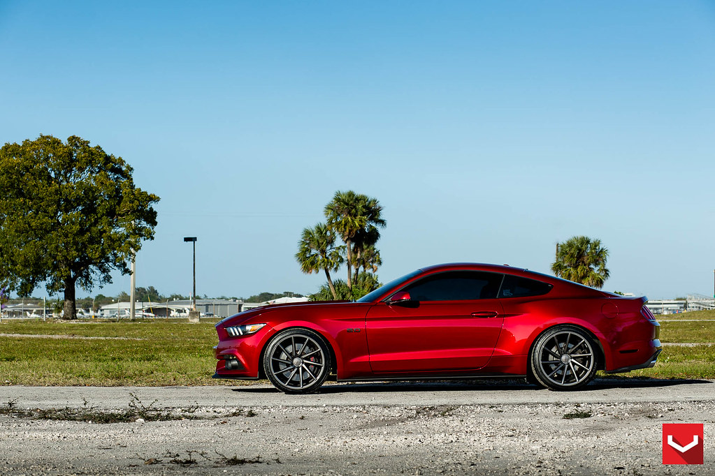 ford mustang vossen wheels - photo #43