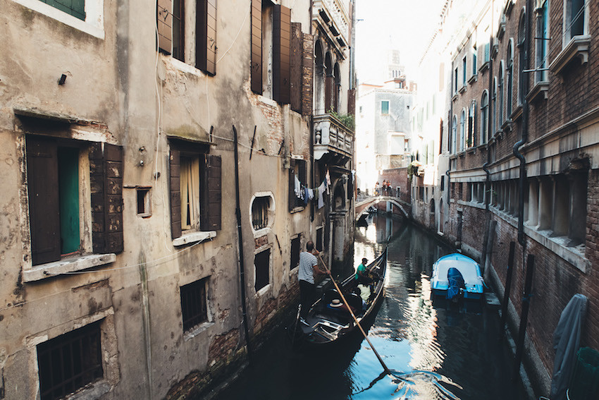 Venice, Italy | HONEY & SILK