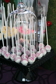 Fine cross pop down cake pops | by Sweet Lauren Cakes