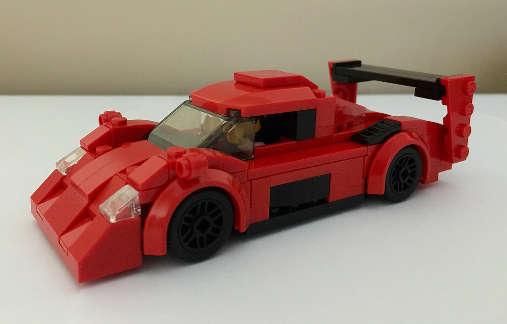 Toyota Gt One Road Car Based On Toyota S Le Mans Entry
