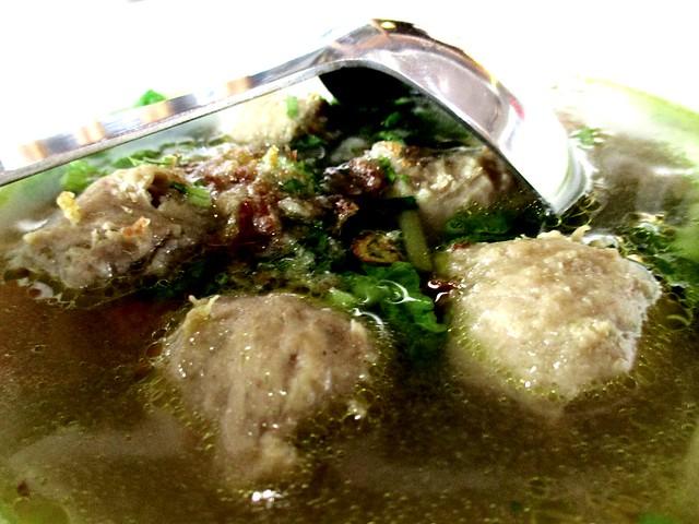 Cafe Ind bakso soup