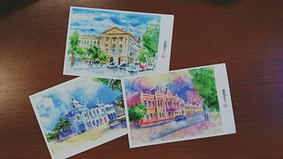 The most beautiful Krasnodar postcards I've ever seen! | by Pasechnik_Anastasia
