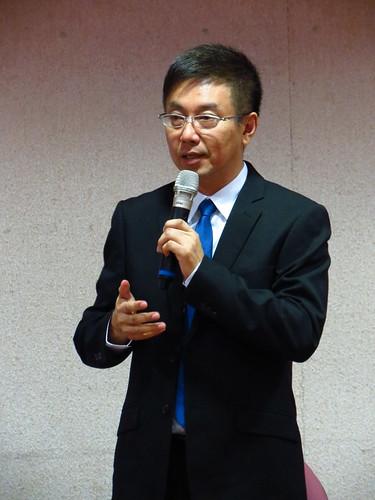 林務局長林華慶。圖片來源:林務局