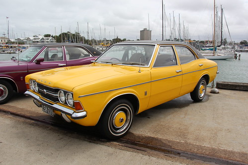 1972 Ford Tc Cortina Xle 250 Saloon The Uk Designed