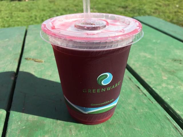 Kompot berry drink - Anda Piroshki