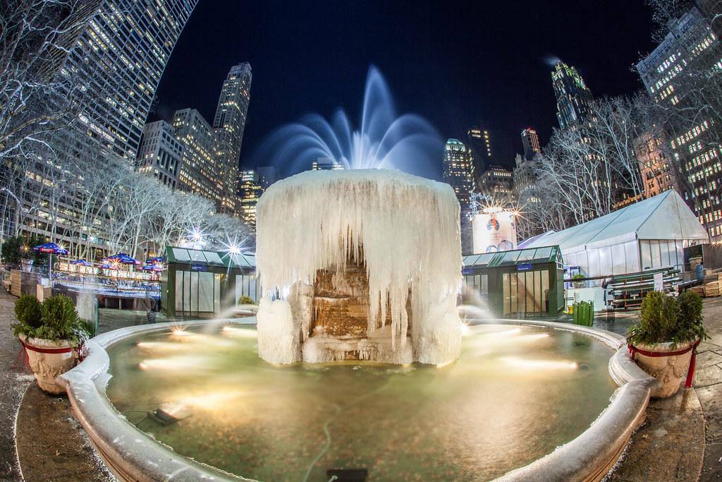 Nueva York, una de las mejores ciudades en invierno