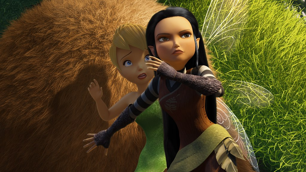 tinker bell and the legend of the neverbeast quottinker