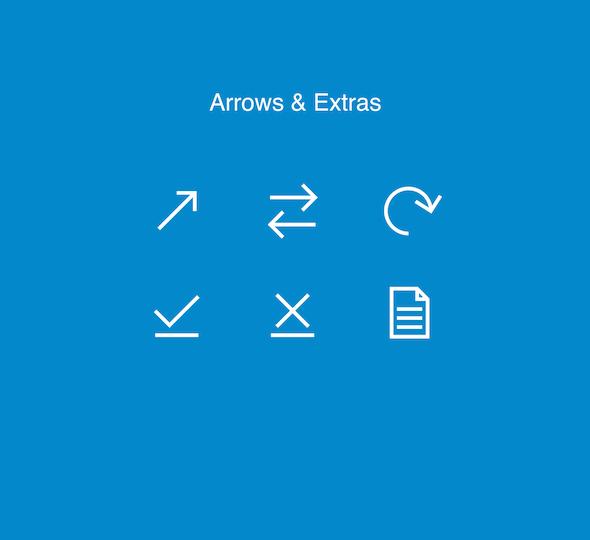 Arrows & Extras