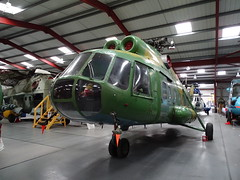 Weston Super Mare Helicopter Museum