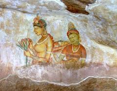 Le fanciulle di Sigirija
