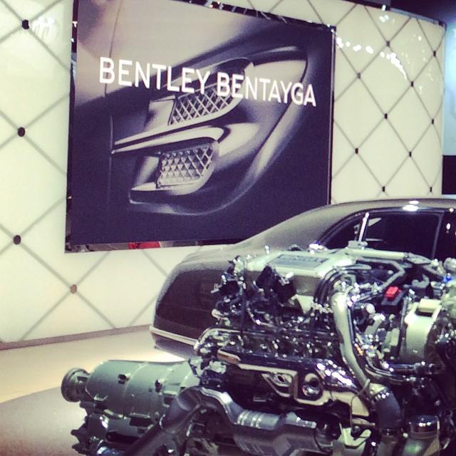 #Bentley #Bentayga SUV Will Come Later In 2015 @Bentley #n