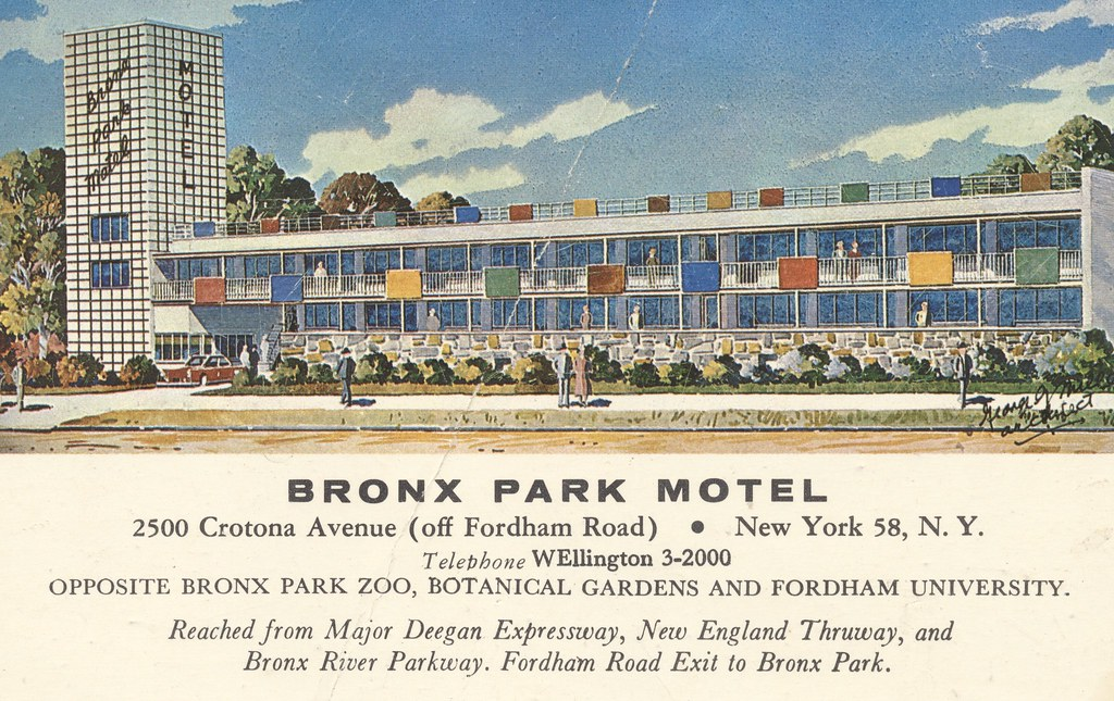 Bronx Park Motel - New York, New York