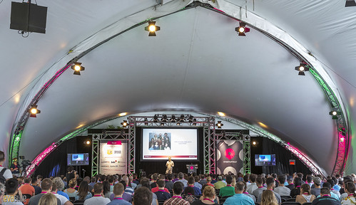 tim o'reilly startupfest 01 | by Eva Blue